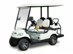 Đặc điểm nổi bật và giá bán của xe điện sân golf 4 chỗ