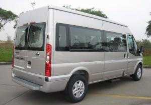 Long An: Bán Ford Transit bản chuẩn + giá tốt cuối năm