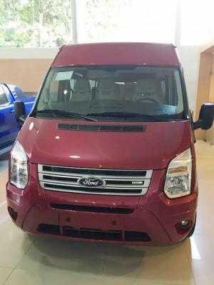 Bến tre: Ford Transit 2017 giá tốt cuối năm + ngân hàng 24 h