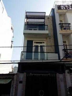 Nhà 285/95 đường Lê Văn Quới quận Bình Tân