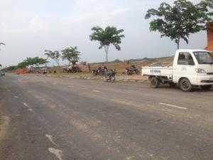 Đất đường Lộ Ấp 3 (đoạn đang mở rộng đường) thổ cư 100m2 giá 700tr