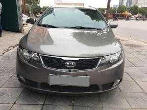 Cần bán xe Kia Forte 2010/2011 số tự động màu xám