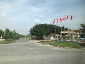Cát Tường bán đất khu Thủ Thừa, Long An, mặt tiền đường Phan Văn Tình, 104m2