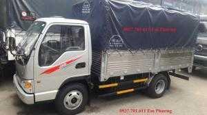 Giá xe tải jac 2,4 tấn / 2t4 / 2.4t giá rẻ vào thành phố hỗ trợ vay ngân hàng