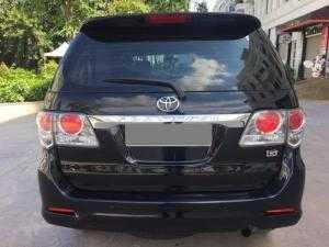 Em bán xe Fortuner 2014 G máy dầu số sàn màu đen cực mới cực chuẩn