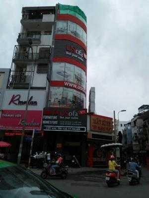 Cho thuê mặt bằng khu trung tâm quận 1, Đường Phạm Hồng Thái