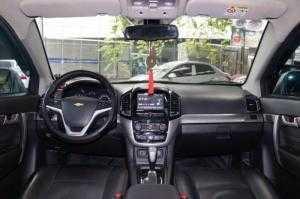 Bán Chevrolet Captiva Revv 2.4AT màu bạc số...
