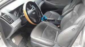 Bán Hyundai Sonata 2.0AT màu bạc số tự động nhập Hàn Quốc 2011 biển Sài Gòn