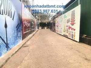 Cho thuê Nhà kho 8*20,38 Hà Huy Tập, ngay đầu vào BMT Street Food, tận dụng Kinh Doanh tốt, chính chủ