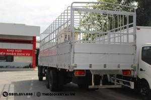 Bán Xe Tải Hino 16T/16 tấn Thùng Bạt 7m7 Giao Ngay