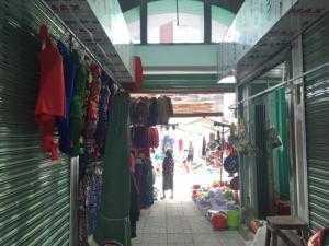 Thanh lý 2 kiot góc chợ Bình Chánh