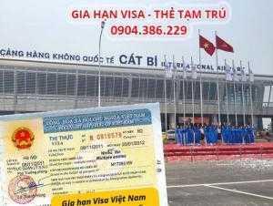 Gia hạn visa Việt Nam ở tại Đà Nẵng