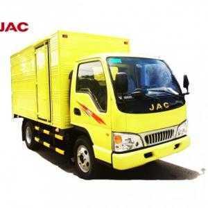 XE Tải JAC - Chiến Binh Mạnh Mẽ Được Lưu Thông Thành Phố