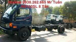 Xe tải Hyundai HD120SL thùng 6m2
