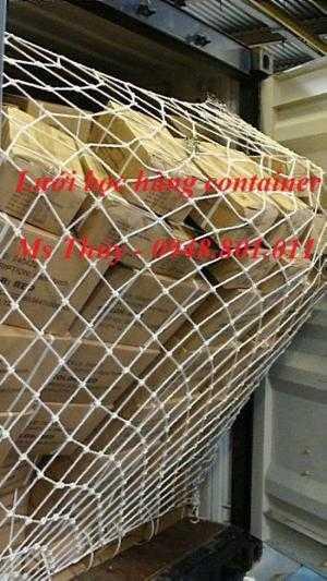 Lưới chặn hàng container IMG Việt Nam, Lưới bảo vệ hàng hóa an toàn cửa cont