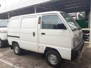 Xe tải cửa lùa Suzuki Blind Van. Nhận ngay 3triệu khi giới thiệu khách Mua xe