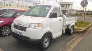 Xe tải Ben Suzuki 750kg giá tốt nhất Sài Gòn! BÁN TRẢ GÓP.