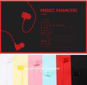Hỗ trợ Mic, Pause, Next đầy đủ cùng các nút tai nhét mềm mại, dễ chịu khi sử dụng.