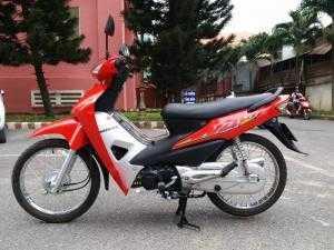 Honda Wave A 100cc 2006 Đỏ Máy Móc Nguyên Zin 100% Chưa Bùng Đầu Rớt Máy