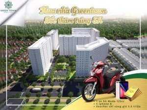 Mở bán căn hộ Green Town Bình Tân