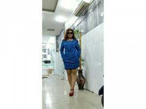 Đầm bông co gen co giãn của KOREA - Hàng si tuyển mẫu duy nhất!