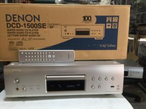 Bán chuyên CD denon 1500SE hàng bải từ Nhật
