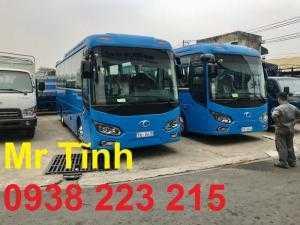 Xe 29 30 34 chỗ bầu hơi u con Hyundai nhập mẫu mới nhất hiện nay
