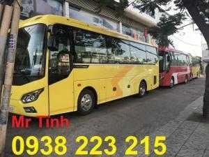 Xe 29 chỗ tb85 Thaco bầu hơi mới nhất tại tp HCM