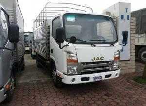 Cần bán Xe Tải Jac 3T45 HFC1042K2 thùng bạt, thùng dài 4m3