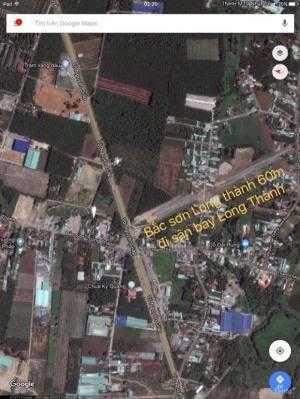 Đất Nền Đại Lộ Trung Tâm Biên Hòa Sân Bay Long Thành