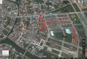 Bán đất mặt tiền đường hồng chương. đất thành phố