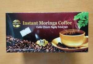 Cà phê chùm ngây - Giúp bồi bổ cơ thể, Sãng khoái cho ngày làm việc