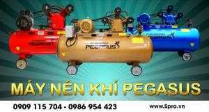 Máy bơm hơi giá rẻ Pegasus, máy nén khí Việt Nam chất lượng