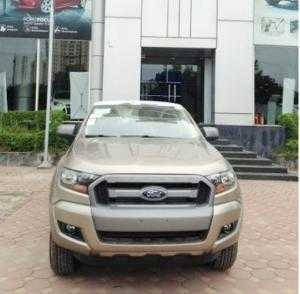 Tiền Giang: Bán xe Ford Ranger XLS AT 2017 giá tốt - Giao xe trong tuần