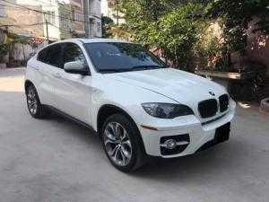 Bán xe BMW X6 xdrive 2010 màu trắng full option