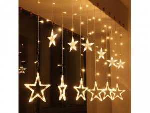 Đen nháy ngôi sao dạng rèm