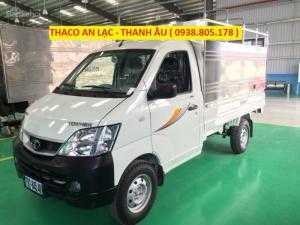 Giá xe tải nhẹ 750kg, 950kg, 850kg, 500kg, 650kg towner990 thaco Trường Hải