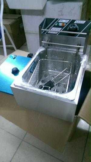 Bếp chiên nhúng bằng điện 1 ngăn