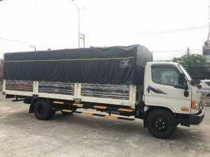 Xe Tải 8 Tấn Hyundai Hd120sl Thùng Dài 6m2