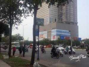 Bán nhà 2 mặt tiền Điện Biên Phủ gần cầu Sài Gòn giá rẻ