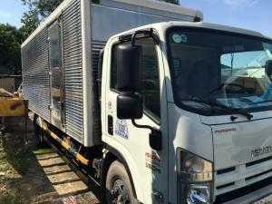 Xe tải cũ isuzu 5t5 thùng 6m2 đời 2017 bán giá cực tốt