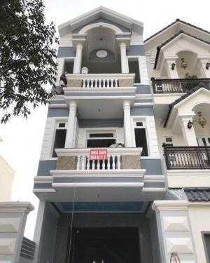 Bán nhà 1 trệt 2 lầu KDC Hồng Phát Khu B