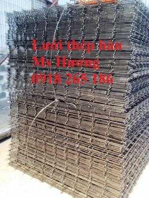 Lưới đổ sàn, Lưới thép hàn phi 4 a 50x50, 50x100, 100x100, 100x200, 200x250... làm theo đơn đặt hàng