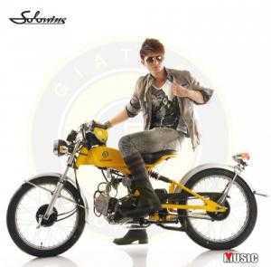 YMH Solowins 50cc 2013 Xe Côn Tay Mang P
