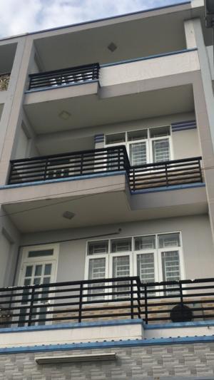 Bán nhà đường số 1 Tỉnh Lộ 10 tân tại A Bình Tân 1 trệt 3 lầu