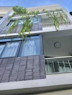 Nhà đẹp, hiện đại Đường Phan Tây Hồ, Phú Nhuận 3.3*9.6 2 lầu giá 3.65 tỷ