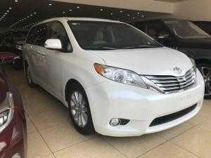 Bán Toyota Sienna limited model 2014 đăng ký 2015 bản đủ hết đồ,xe đẹp