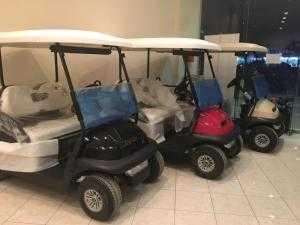 Xe điện sân golf cub car