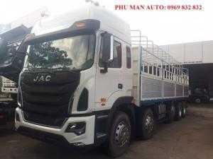Xe tải Jac CaBin K5 21,7 tấn