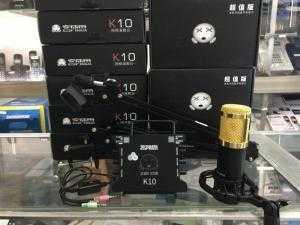 Mua sound card XOX K10 chính hãng giá rẻ nhất tại Điện Máy Hải 41 Lê Văn Ninh, P Linh Tây, Chợ Thủ Đức giá chỉ 650K/ Cái, nhận phân phối toàn quốc qua đường bưu điện.